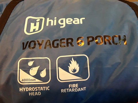 Lot 3 HIGEAR VOYAGER 6 PORCH