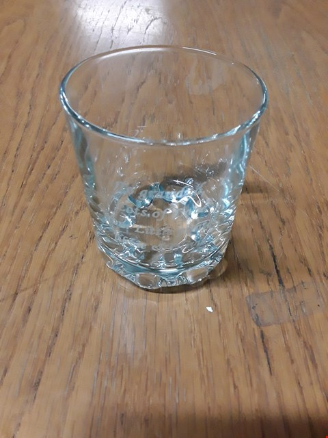 Lot 93 PERSONALISED STERN WHISKY GLASS RRP £20.00