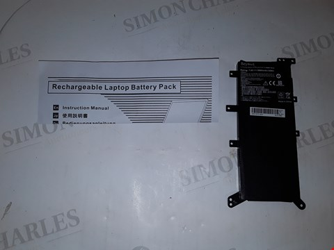 Lot 4089 BEYOND RECHARGEABLE LAPTOP BATTERY PACK