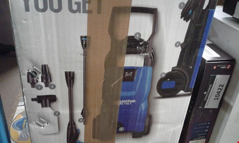 Lot 10421 NILFISK COMPACT C 110.7-5 PC X-TRA HIGH PRESSURE WASHER