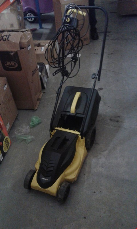 Lot 7754 GRADE 1 PRECISION 1000W LAWN MOWER RRP £88.00
