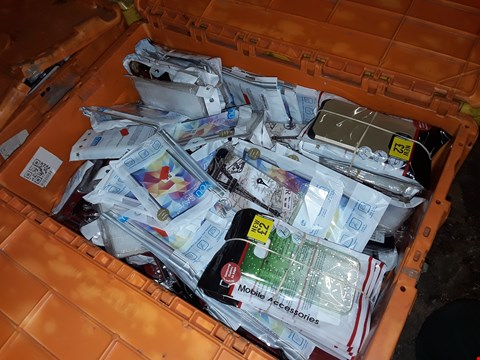 Lot 1231 2 BOXES OF ASSORTED BRAND NEW SAMSUNG S6 AND SAMSUNG S4 MOBILE PHONE CASES (BOX NOT INCLUDED)