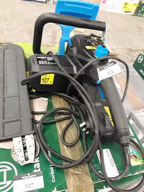 Lot 526 MAC ALLISTER MCSWP2000S ELECTRIC CHAINSAW