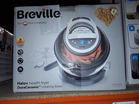 Lot 296 BREVILLE HALO+ HEALTH FRYER