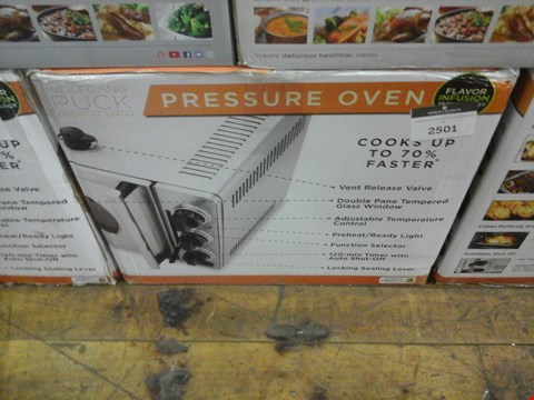Lot 45 BOXED WOLFGANG PUCK PRESSURE OVEN