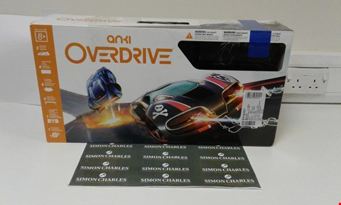 Lot 6016 ANKI OVERDRIVE STARTER KIT