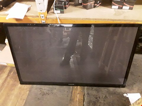 "Lot 3054 SAMSUNG 60"" PS60E55OD1K PLASMA DISPLAY"