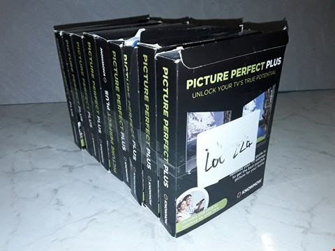 Lot 6175 LOT OF 9 KNOWHOW PICTURE PERFECT PLUS TV OPTIMISATION KITS