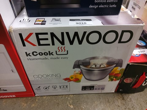 Lot 9010 BOXED KENWOOD KCOOK FOOD PROCESSOR