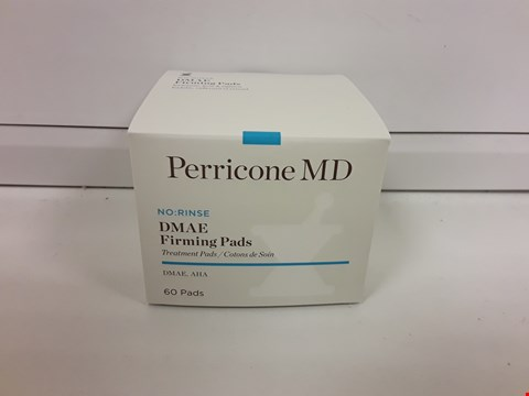 Lot 487 PERRICONE MD DMAE FIRMING PADS