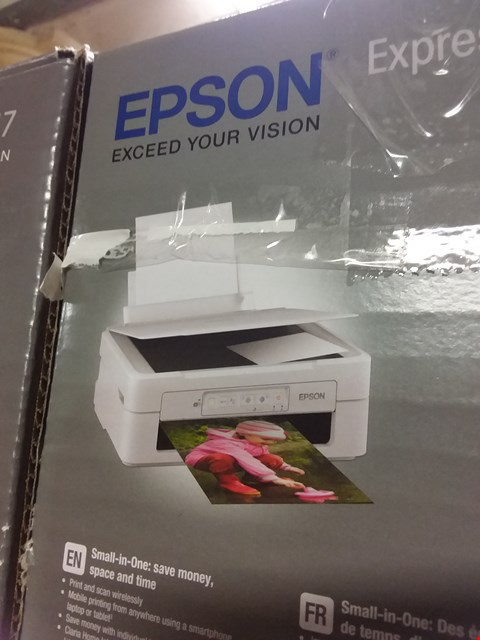 Lot 423 EPSON XP-247 WIFI PRINTER
