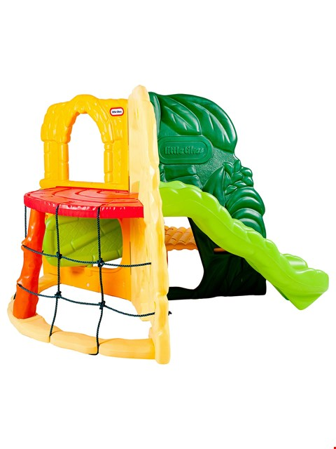 Lot 254 LITTLE TYKES JUNGLE CLIMBER PARTS RRP £329.99