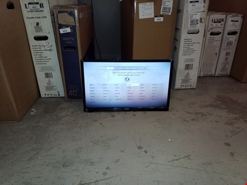 "Lot 1060 LUXOR 24"" HD READY TELEVISION MODEL LUX0124001/01 WITH REMOTE AND STAND RRP £209.99"