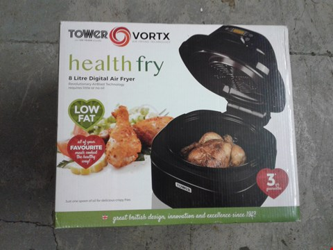 Lot 8310 TOWER DIGITAL 8L AIR FRYER