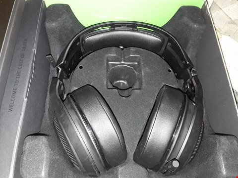 Lot 4107 RAZER MAN O'WAR GAMING HEADSET