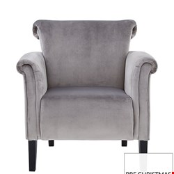 Lot 2762 BRAND NEW LUXOR BLACK CHAIR