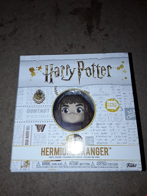 Lot 2116 HARRY POTTER HERMOINE GRANGER VINYL FIGURE