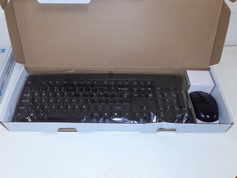Lot 16 ONN WIRELESS KEYBOARD AND MOUSE COMBO