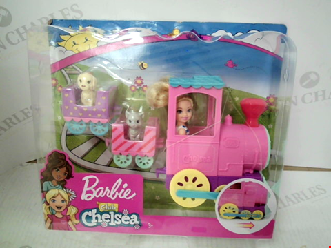 Lot 3104 BARBIE CLUB CHELSEA DOLL & TRAIN PLAYSET