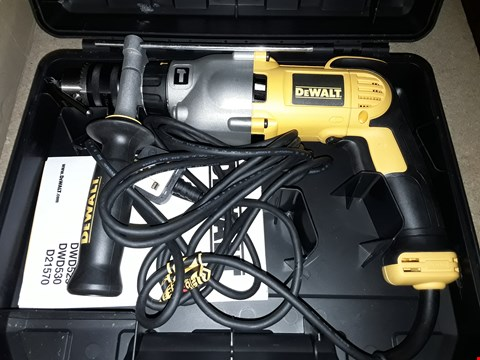 Lot 367 DEWALT DIAMOND CORE DRILL