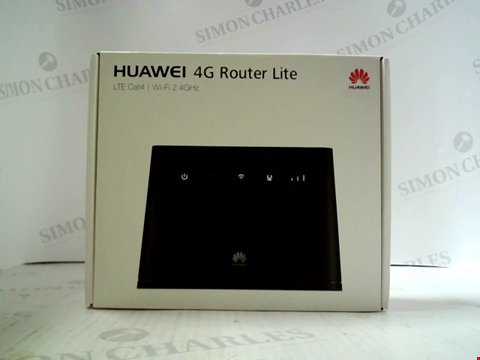 Lot 7265 HUAWEI 4G ROUTER LITE