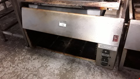 Lot 58 FALCON GAS FIRED SALAMANDER GRILL