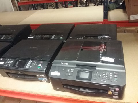 Lot 1476 4 ASSORTED PRINTERS