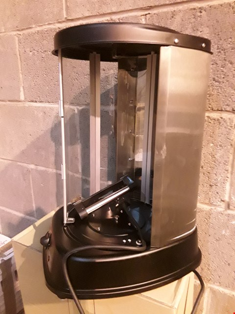 Lot 8015 QUEST ROTISSERIE GRILL