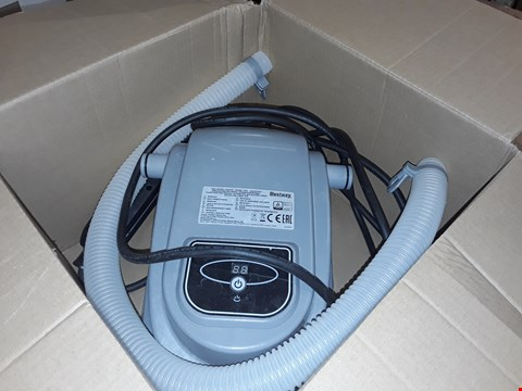 Lot 3744 BESTWAY FLOWCLEAR POOL HEATER RRP £119.99
