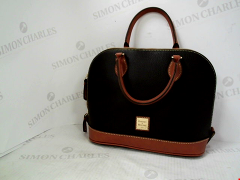 Lot 1334 A DOONEY AND BOURKE LEATHER BAG