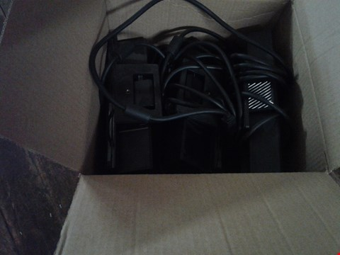 Lot 4854 BOX OF ASSORTED XBOX KINECTS