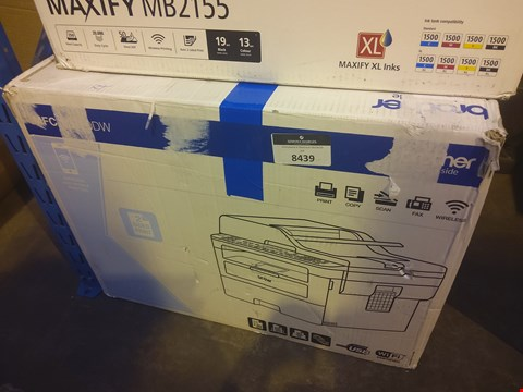 Lot 8439 BROTHER MFC-L2710DW COMPACT MONO LASER 4-IN-1