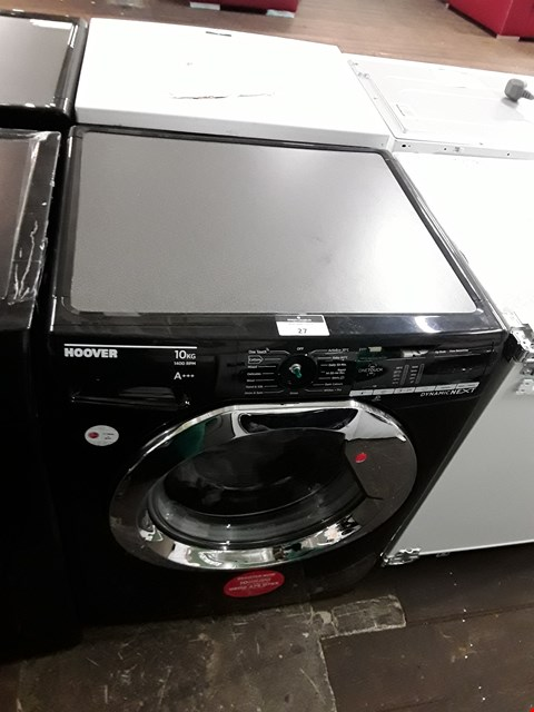 Lot 27 HOOVER DXOA410C3B DYNAMIC NEXT 10KG WASHING MACHINE  RRP £399.00