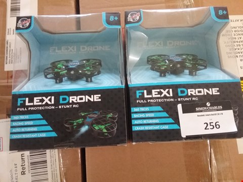 Lot 2006 2 FLEXI DRONE ELITE'S