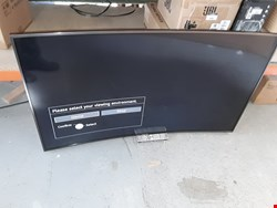 Lot 2023 PANASONIC VIERA TX55CR852 55 INCH 4K ULTRA HD CURVED TELEVISION WITH REMOTE