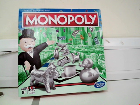 Lot 8059 MONOPOLY FAST-DEALING PROPERTY TRADING GAME