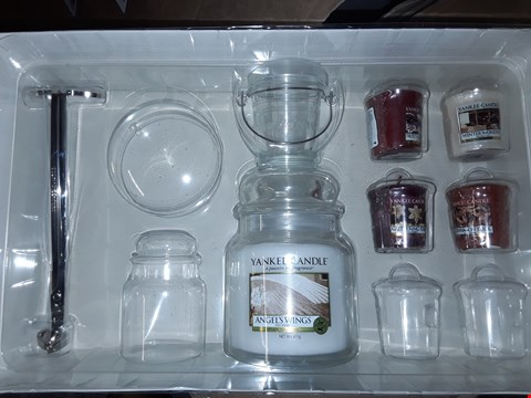 Lot 5592 YANKEE CANDLE GIFT SET
