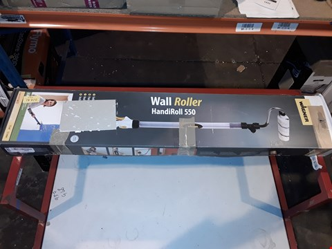 Lot 4234 WAGNER PAINT ROLLER HANDIROLL 550 FOR WALL & CEILING PAINT, 15 M² IN 12 MIN, 550 ML CAPACITY