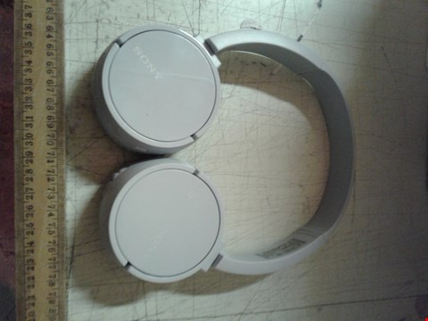 Lot 4241 SONY WH CH500 OVER HEAD PHONES