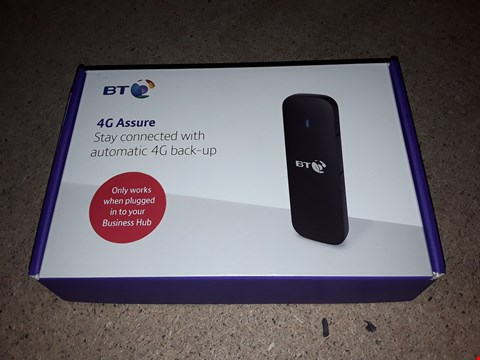 Lot 8296 BT 4G ASSURE KIT