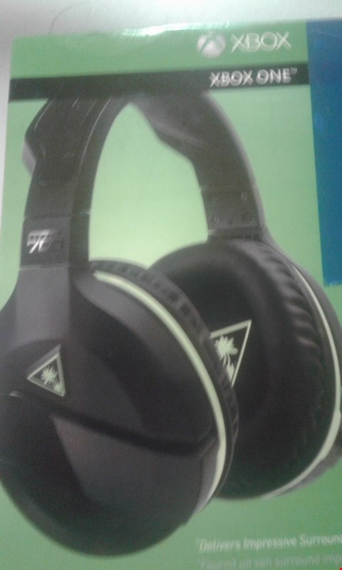 Lot 203 TURTLE BEACH STEALTH 700X GAMING HEADSET FOR XBOX ONE