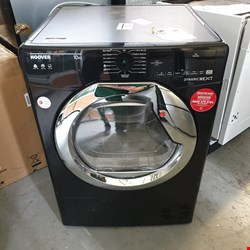Lot 6009 HOOVER 10KG DYNAMIC NEXT CONDENSER TUMBLE DRYER IN BLACK
