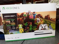 Lot 1 X BOX ONE S 1TB GAMES CONSOLE