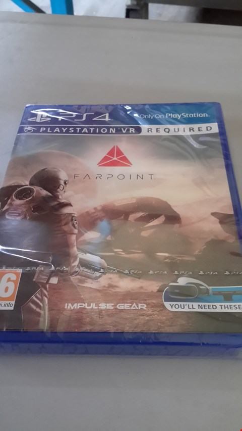 Lot 9045 FARPOINT FOR PLAYSTATION 4