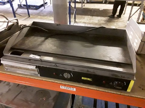 Lot 9089 BUFFALO STAINLESS STEEL COMMERCIAL WARMING UNIT