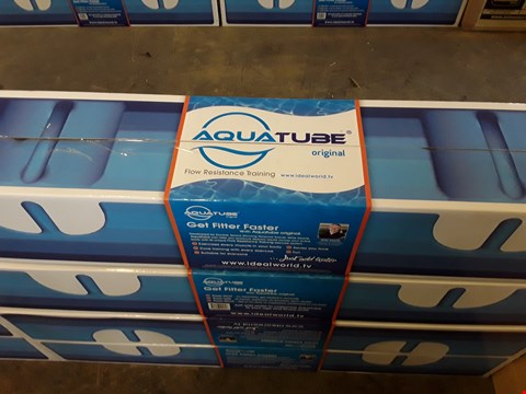 Lot 2473 LOT OF 2 AQUATUBE FLOW RESISTANCE TRAINING SETS