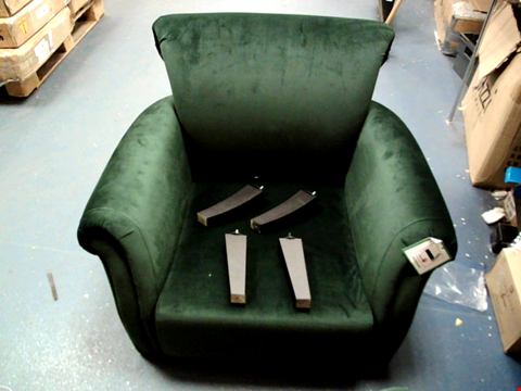 Lot 13734  LUXOR CHAIR  RRP £379.00