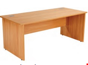 Lot 12033 BRAND NEW FRACTION RECTANGULAR DESK ZFPPE1408