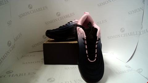 Lot 4057 PAIR OF BOXED DESIGNER TRAINERS SIZE EU 38
