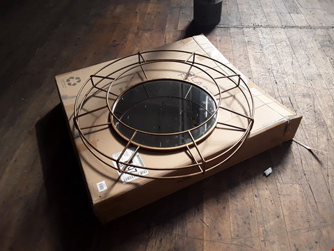 Lot 7023 BOXED THORN CIRCULAR MIRROR 82 × 82cm